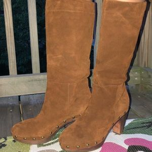 Steven by Steve Madden Tall Suede Boots